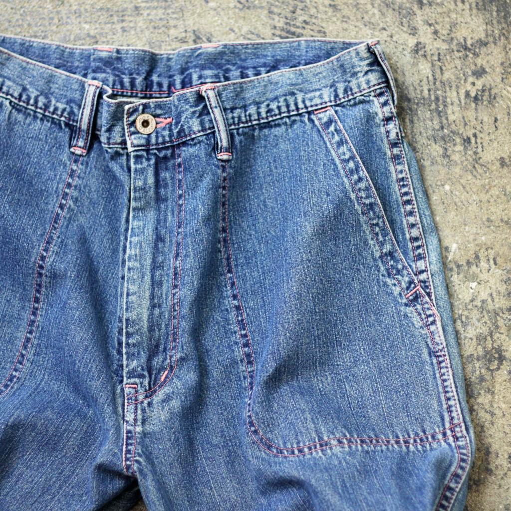 POST O'ALLS Denim Baker Pants
