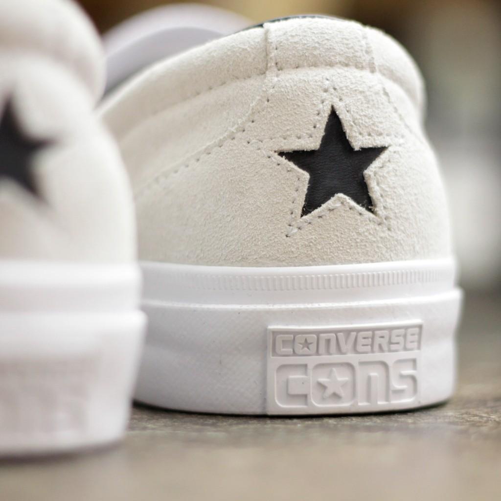 CONS ONE STAR PRO CC SLIP ON