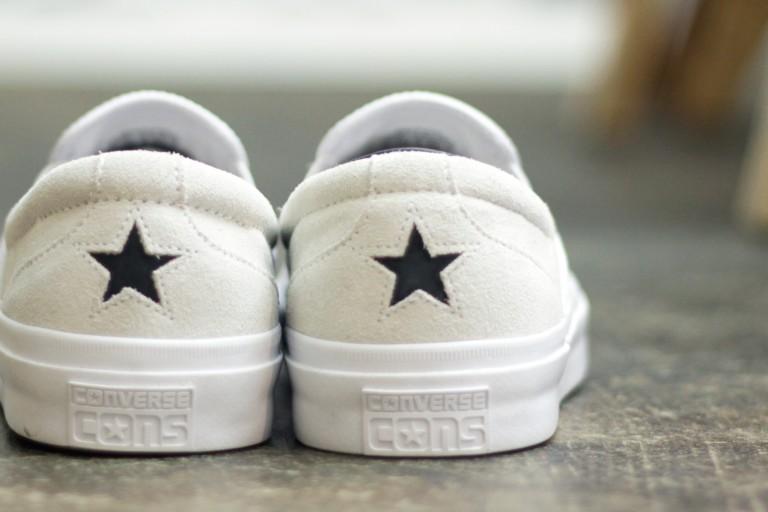 CONS ONE STAR PRO CC SLIP-ON