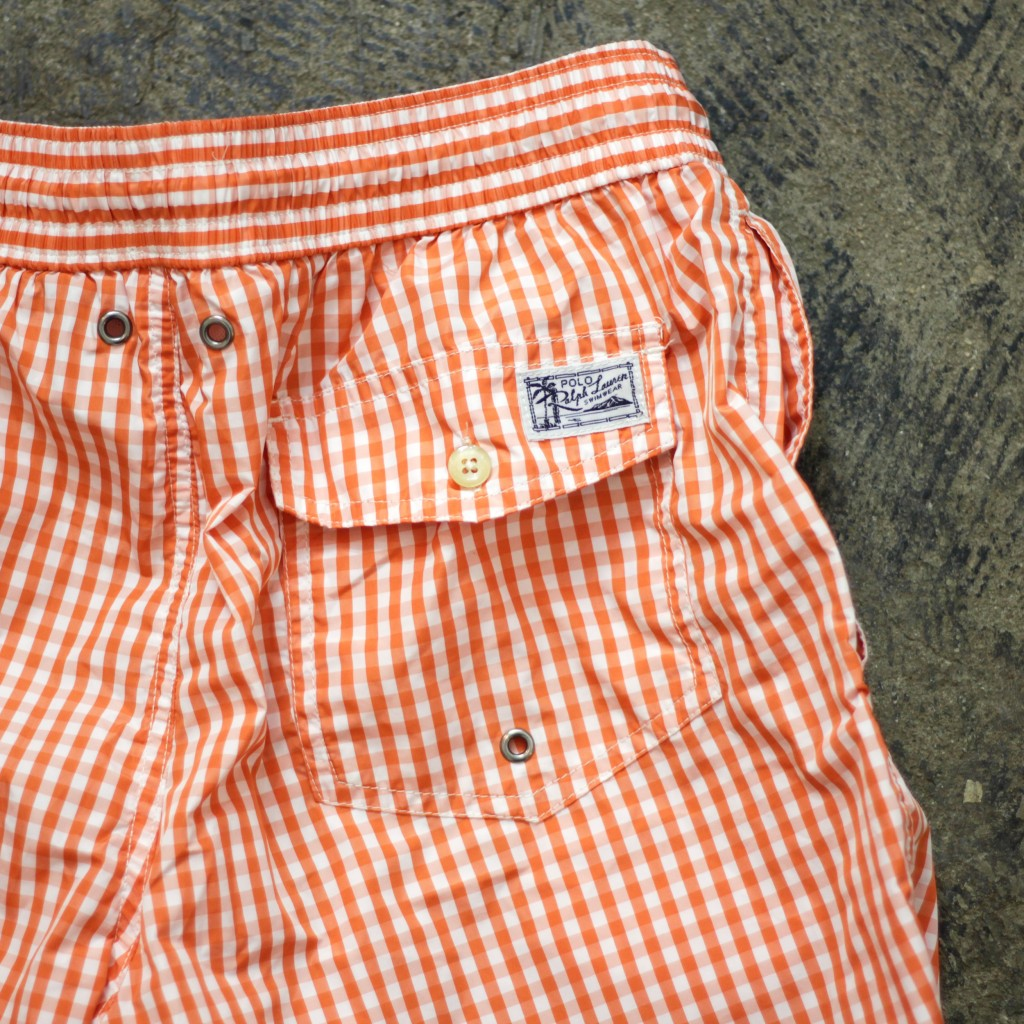 POLO Ralph Lauren Nylon Shorts