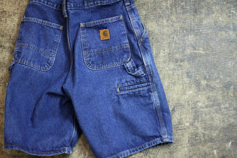Carhartt Denim Painter Shorts