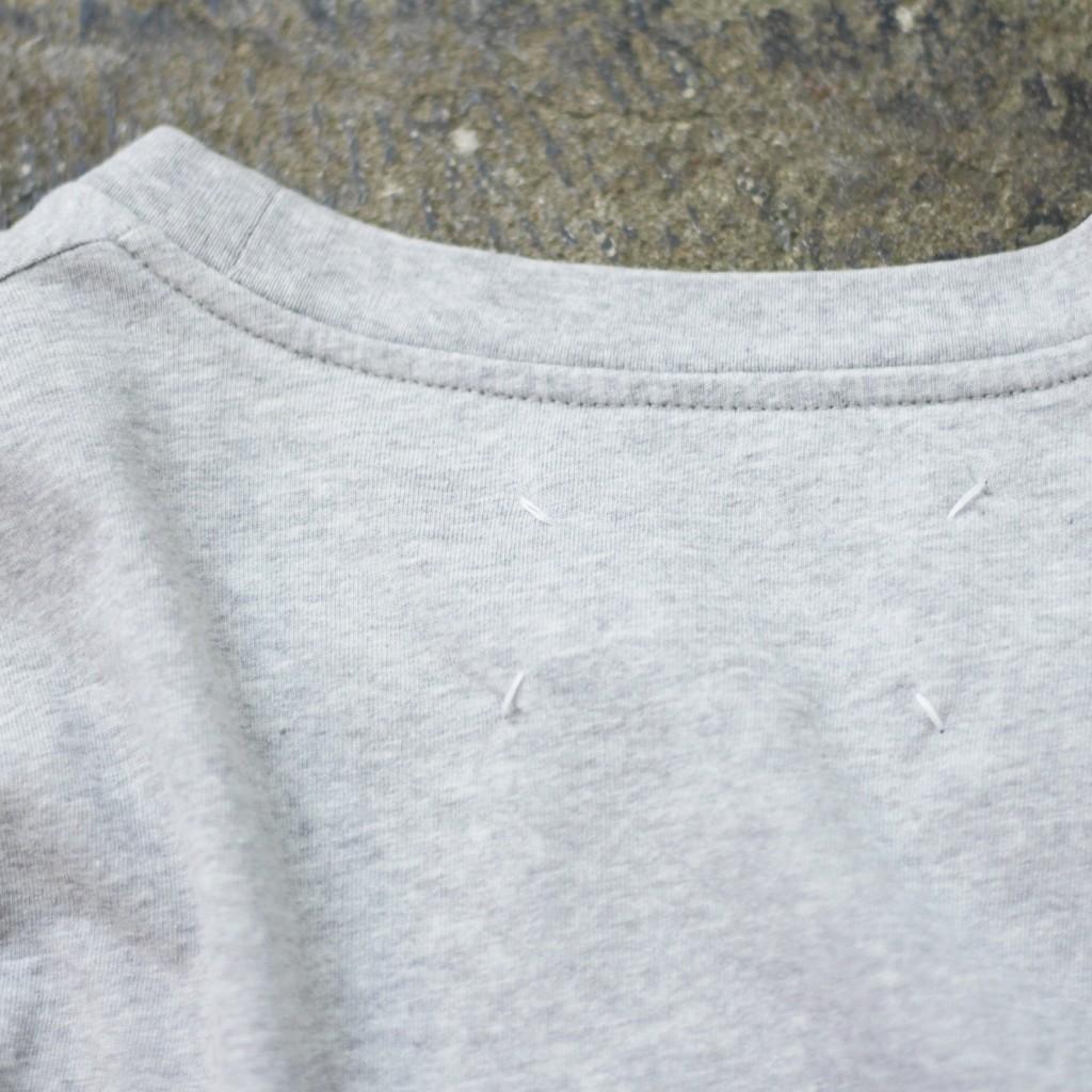 Masion Martin Margiela ⑩ Number Tape Effect T-Shirts
