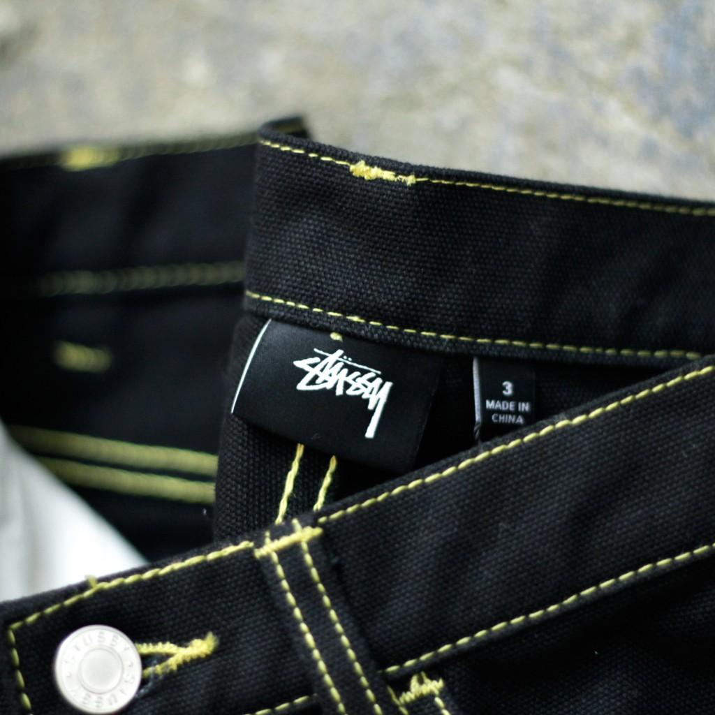 STUSSY Duck Shorts