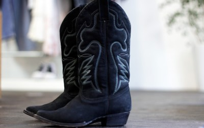 VAQUERAS Vintage Western Boots
