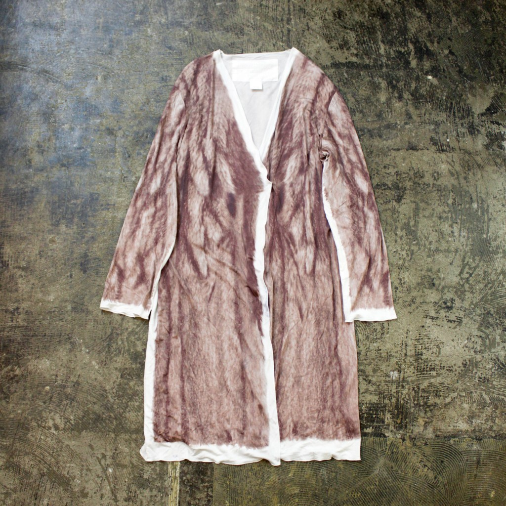 Maison Martin Margiela × H&M Collection Print Warp Cardigan