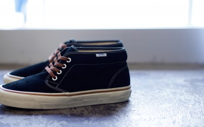 "VANS 50th Anniversary Chukka Suede ""Type – Sample"""