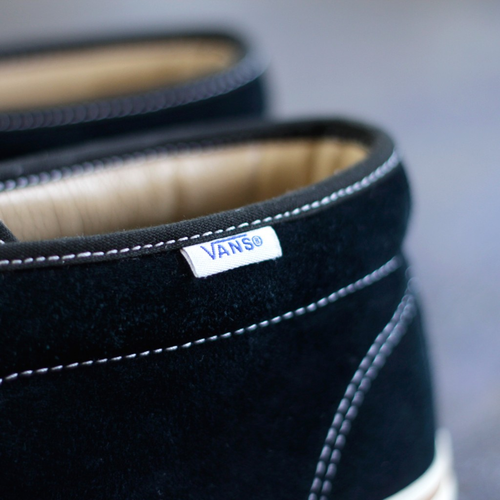 "VANS 50th Anniversary Chukka Suede ""Sample Model"""
