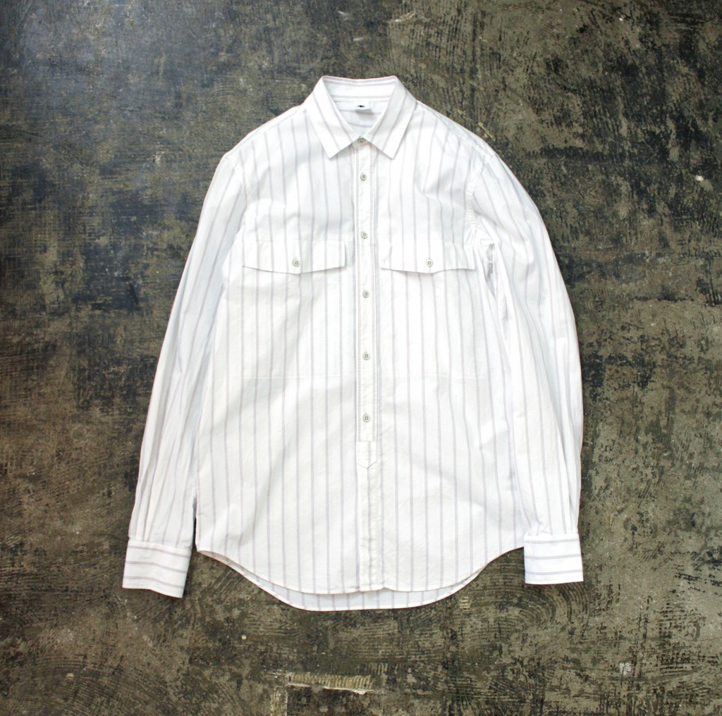 ADAM KIMMEL Stripe Shirts
