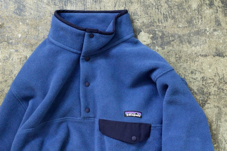 patagonia Vintage Synchilla Snap-T 2014