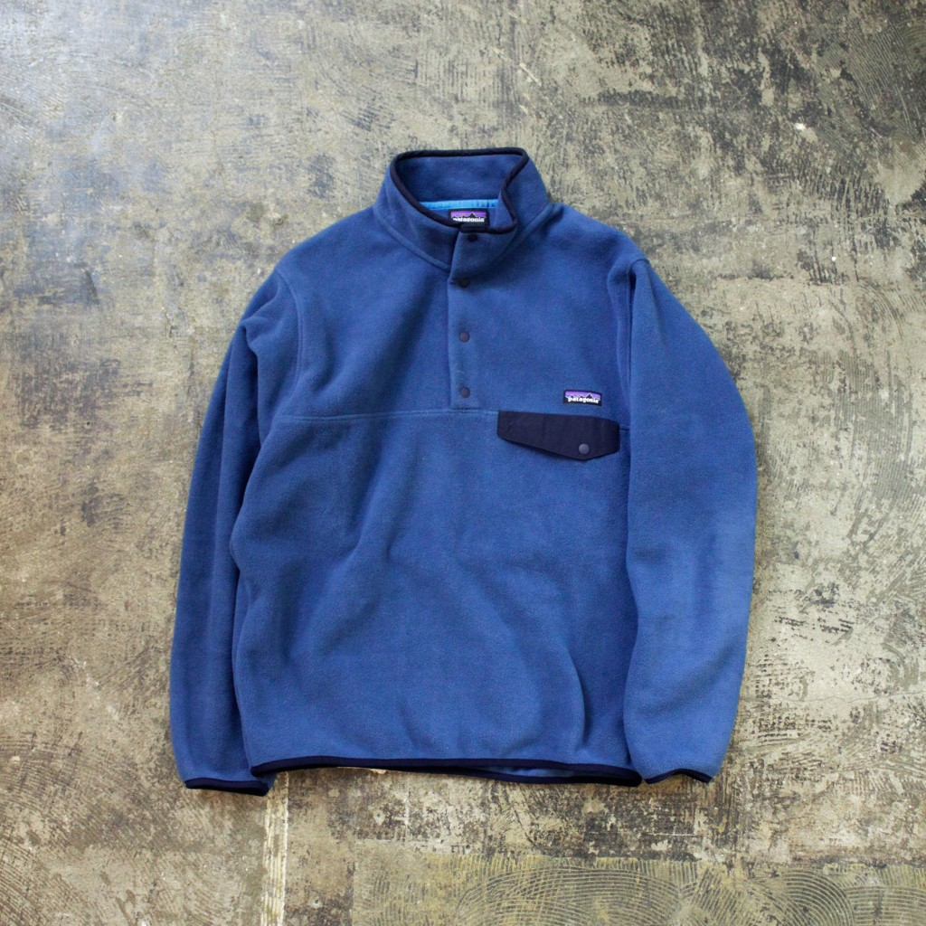 patagonia Vintage Fleece Snap-T