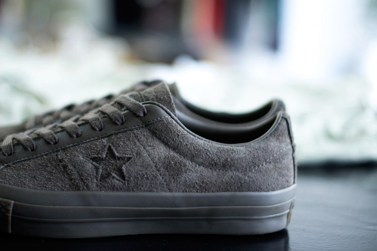 "CONS ONE STAR PRO SUEDE ""ENGINE SMOKE"""