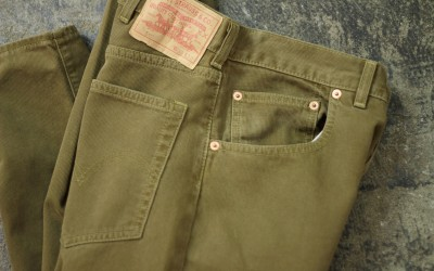 "LEVI'S VINTAGE CLOTHING 519 Bedford Pants ""1960′s Model"""