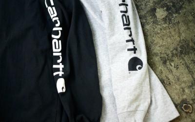 Carhartt L/S Sleeve Logo T-Shirt