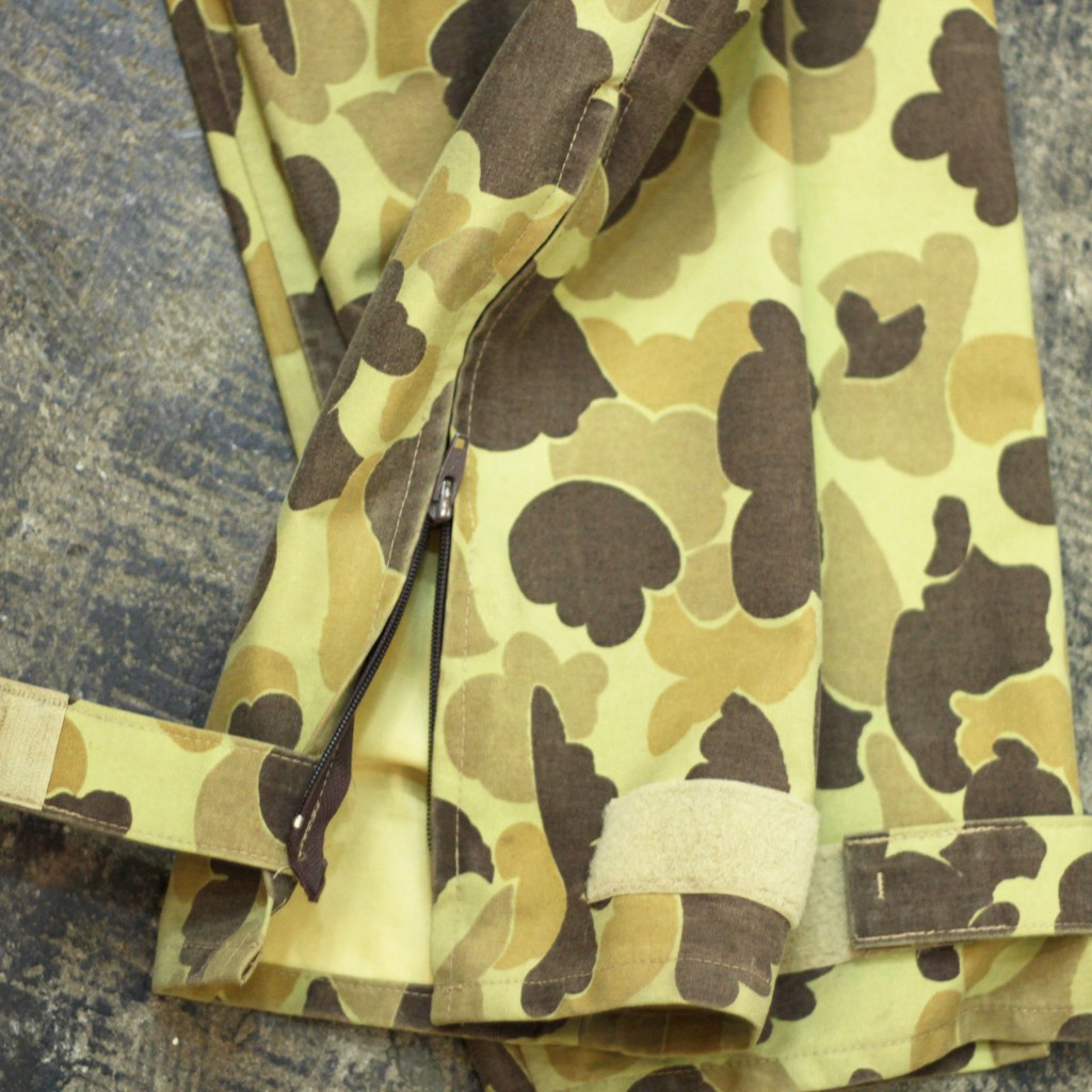 CABELAS GORE-TEX Duck Hunter Camo Pants