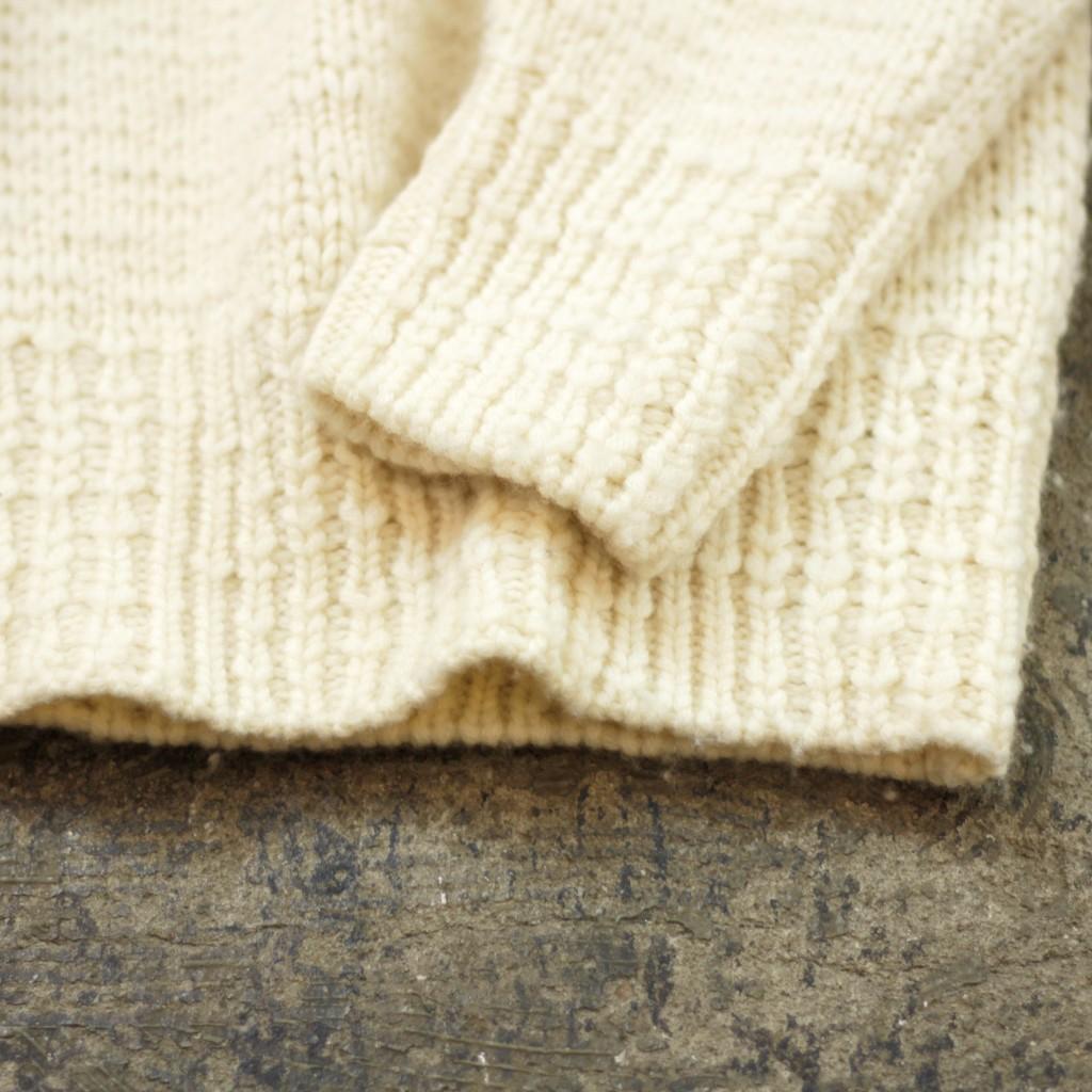 Masion Martin Margiela ⑩ Shawl Collar Knit