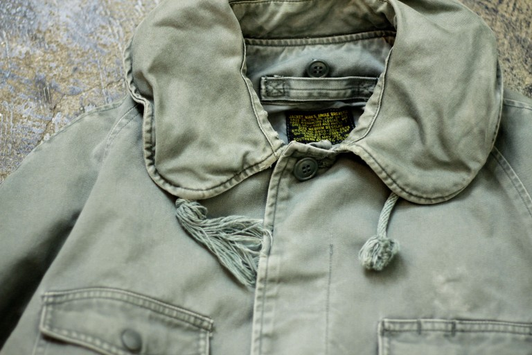 US AIR FORCE 1957′s Vintage Military Field Jacket