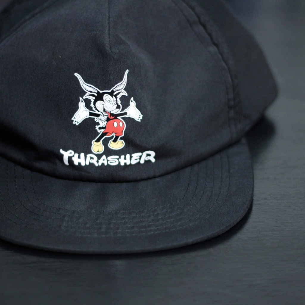 THRASHER Mousegoat Cap