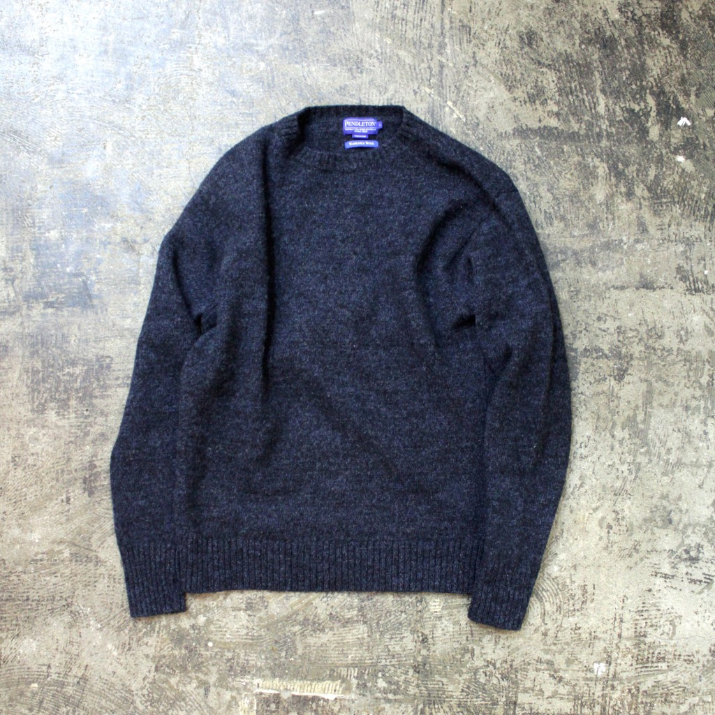 PENDLETON Sherland Wool Knit