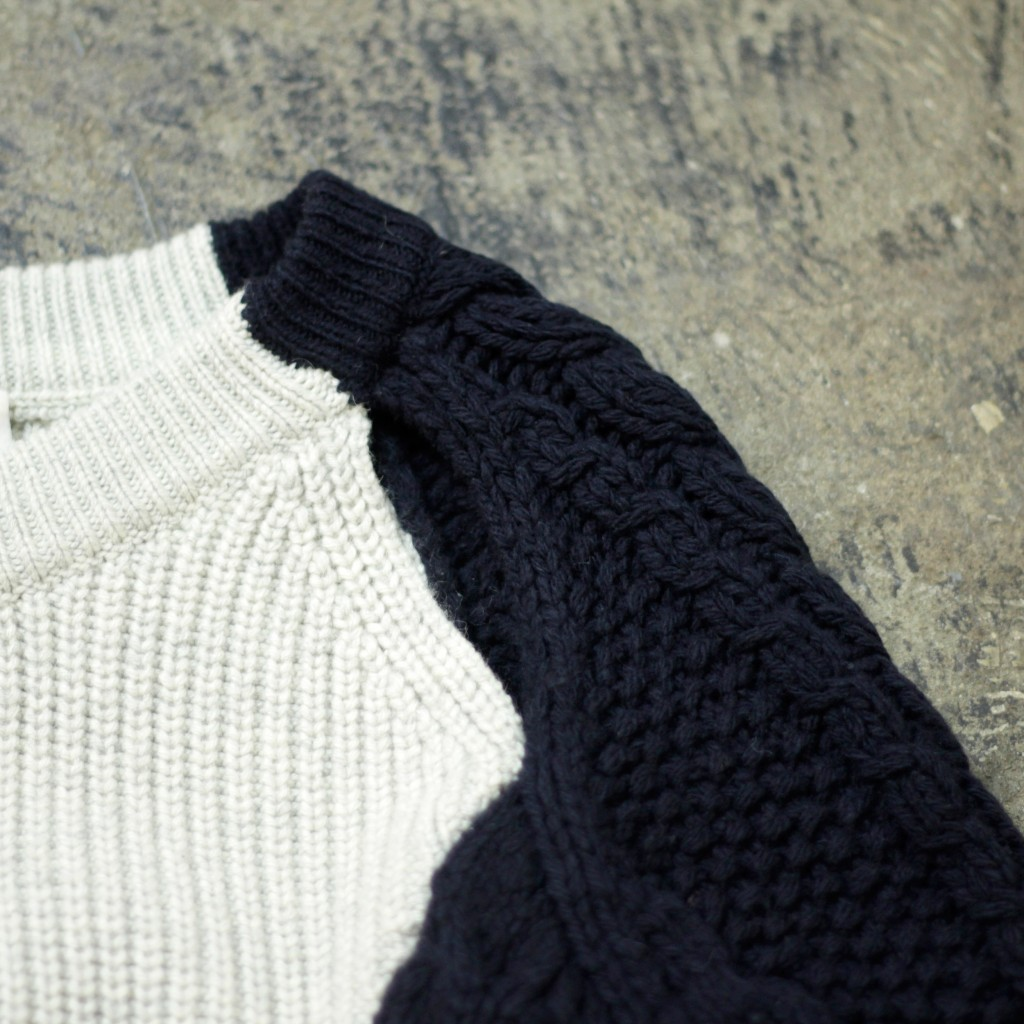 3.1 phillip lim Cut Out Cable Knit