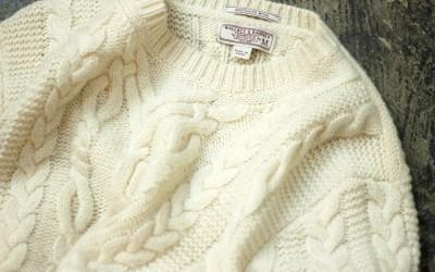 WALLACE & BARNES Shetland Wool Alan Knit