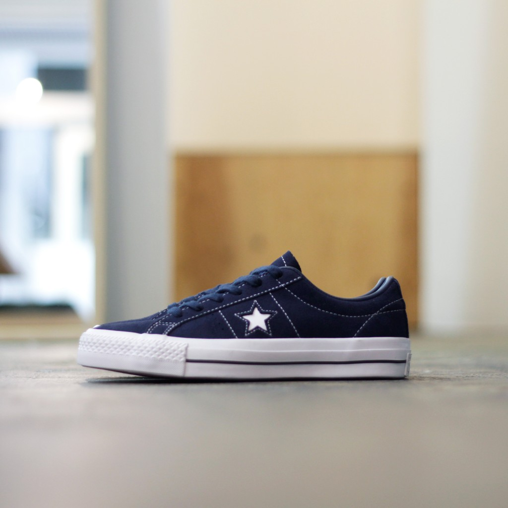 CONS ONE STAR PRO OX SUEDE