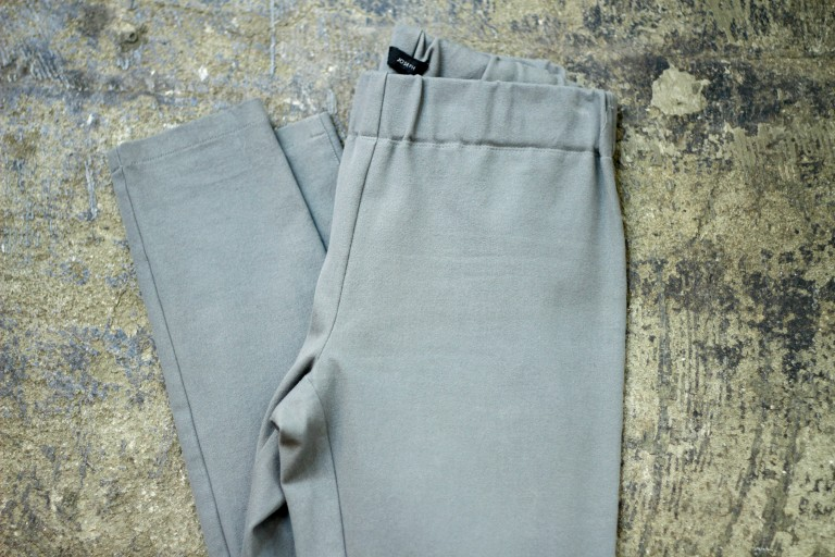 JOSEPH Stretch Gabardine Leggings Pants