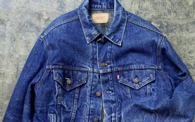 """Levi's Vintage 70506 Jean Jacket """"Blanket Lining"""""""