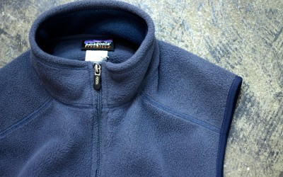 patagonia Synchilla Fleece Vest '2008