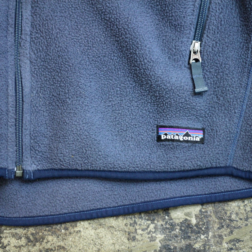patagonia Vintage Synchilla Fleece Vest 2008