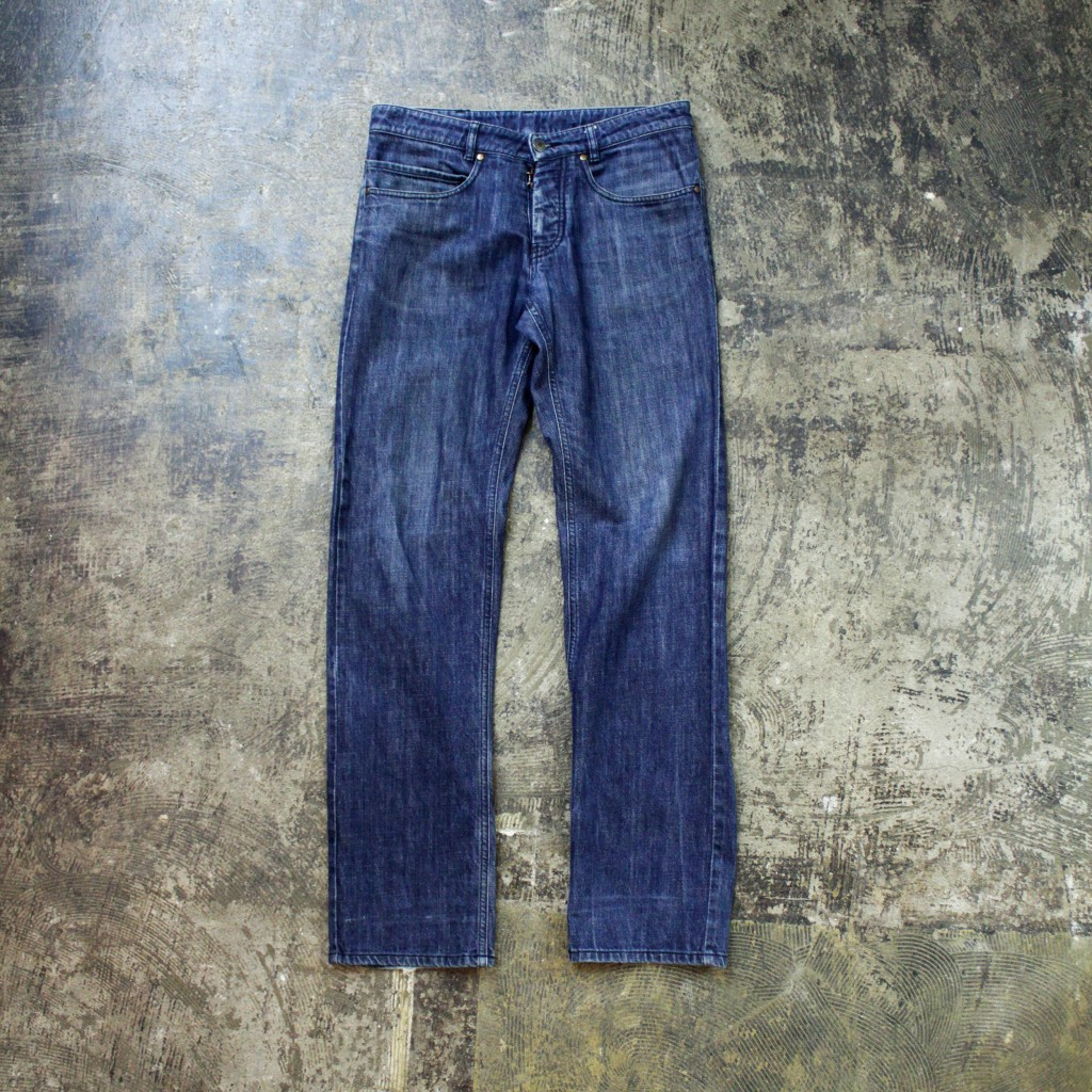 Maison Martin Margiela ⑩ Blue Denim Pants