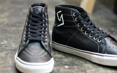 "VANS SYNDICATE AV Classic Hi ""AVE Model"""
