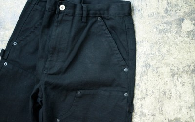 STUSSY Double Knee Duck Work Pants