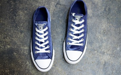 "CONVERSE All Star Low ""Velour"""