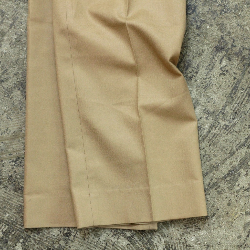 YVES SAINT LAURENT Vintage Tuck Slacks
