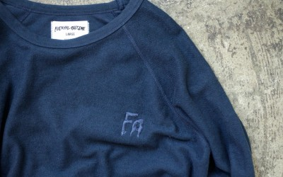 FUCKING AWESOME Inverted French Terry Crew Sweat