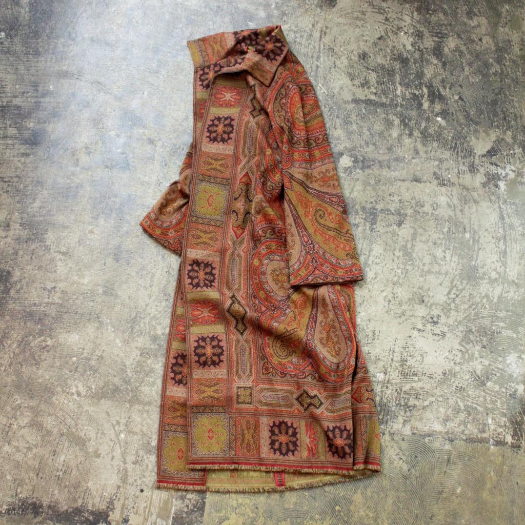 Ralph Lauren Vintage Oriental Long Gown