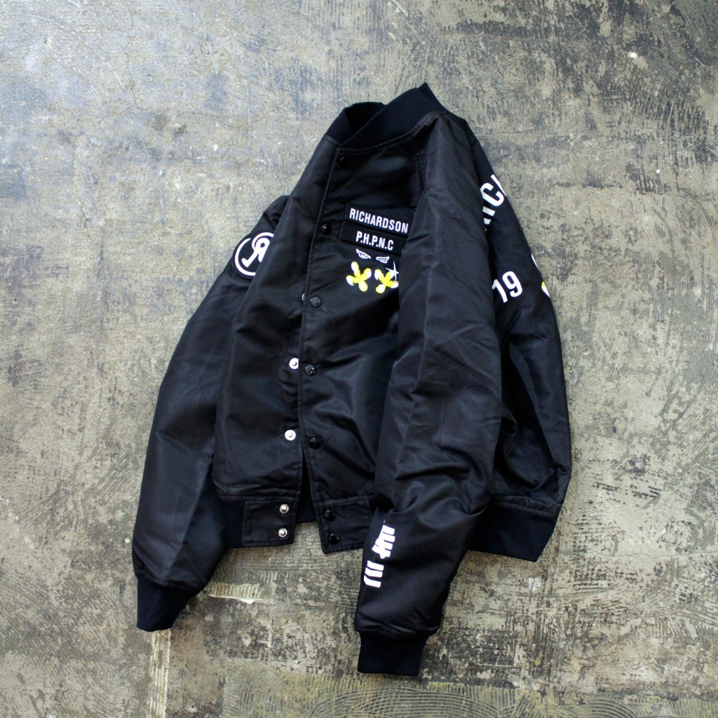RICHARDSON P.H.P.N.C Bomber Jacket