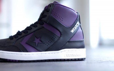 CONVERSE LEATHER WEAPON MID 86