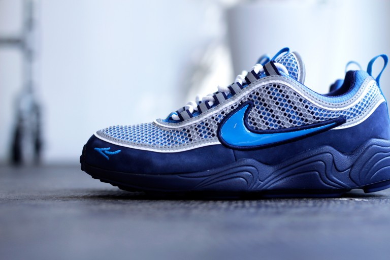 NIKE Lab × STASH Air Zoom Spiridon'16