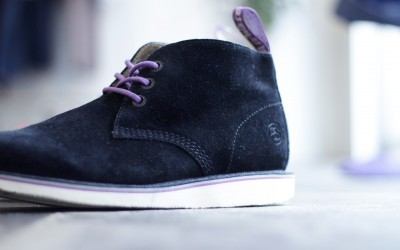 "Dr.Martens × STUSSY DELUXE Suede Desert Boots ""TYLER"""