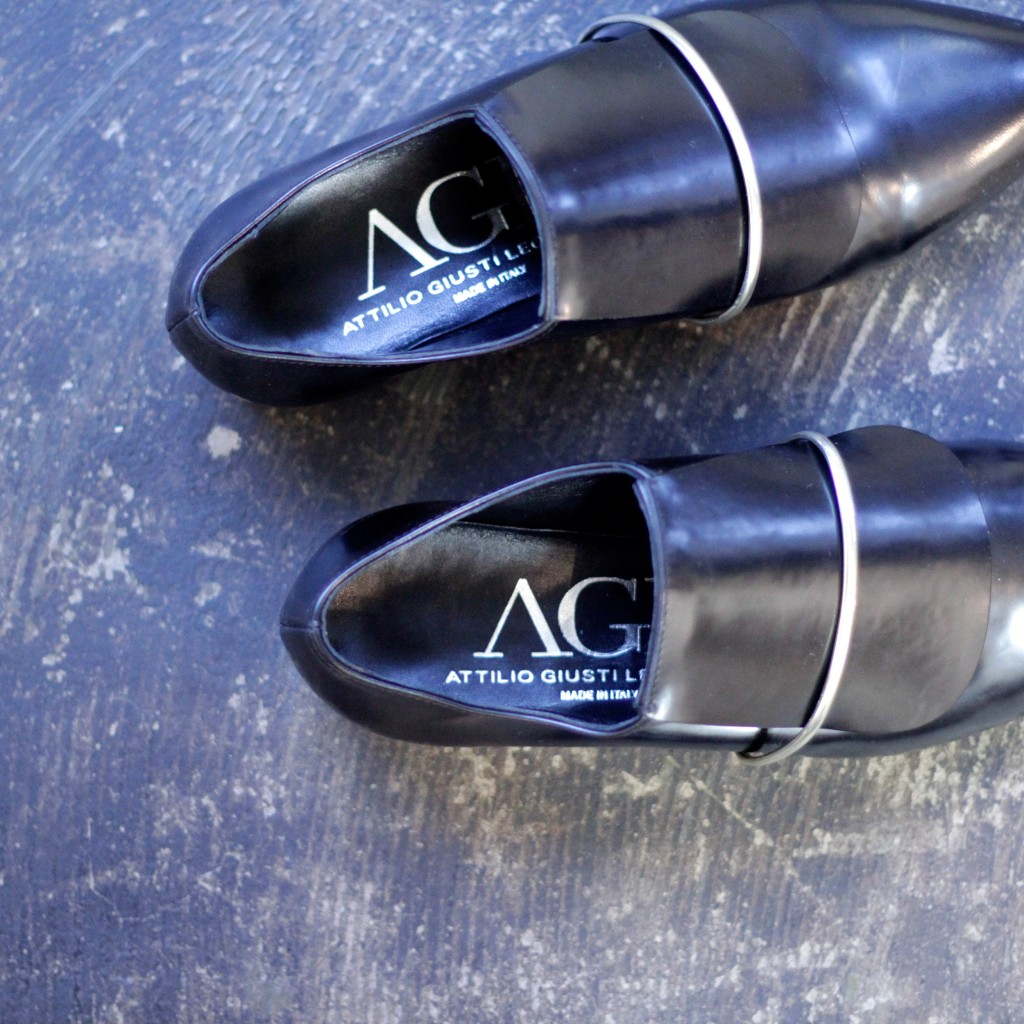 Attilio Giusti Leombruni Leather Loafer