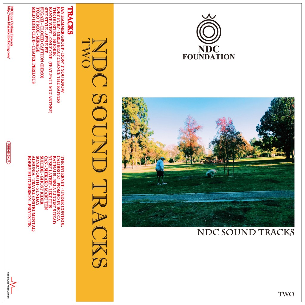 NDC Soundtracks Volume 002