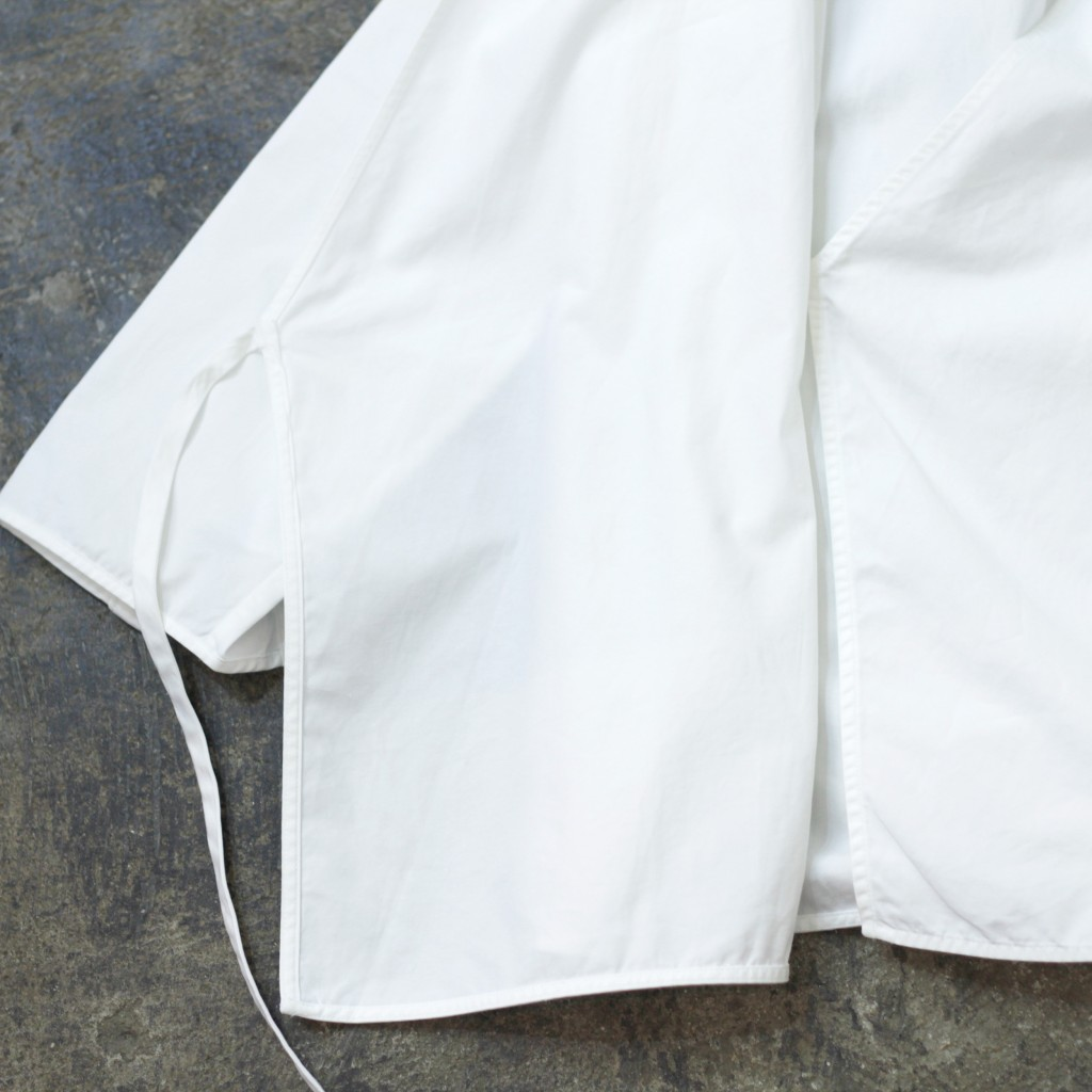 COS Cross White Shirts