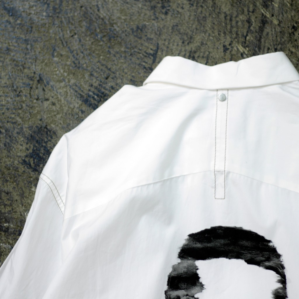 "OAMC White Long Sleeve Shirts ""MARCOM X"""