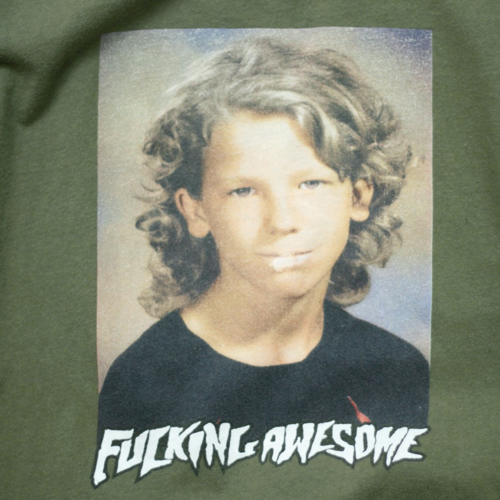 "FUCKING AWESOME ""Jason Dill"" Photo T-Shirt"