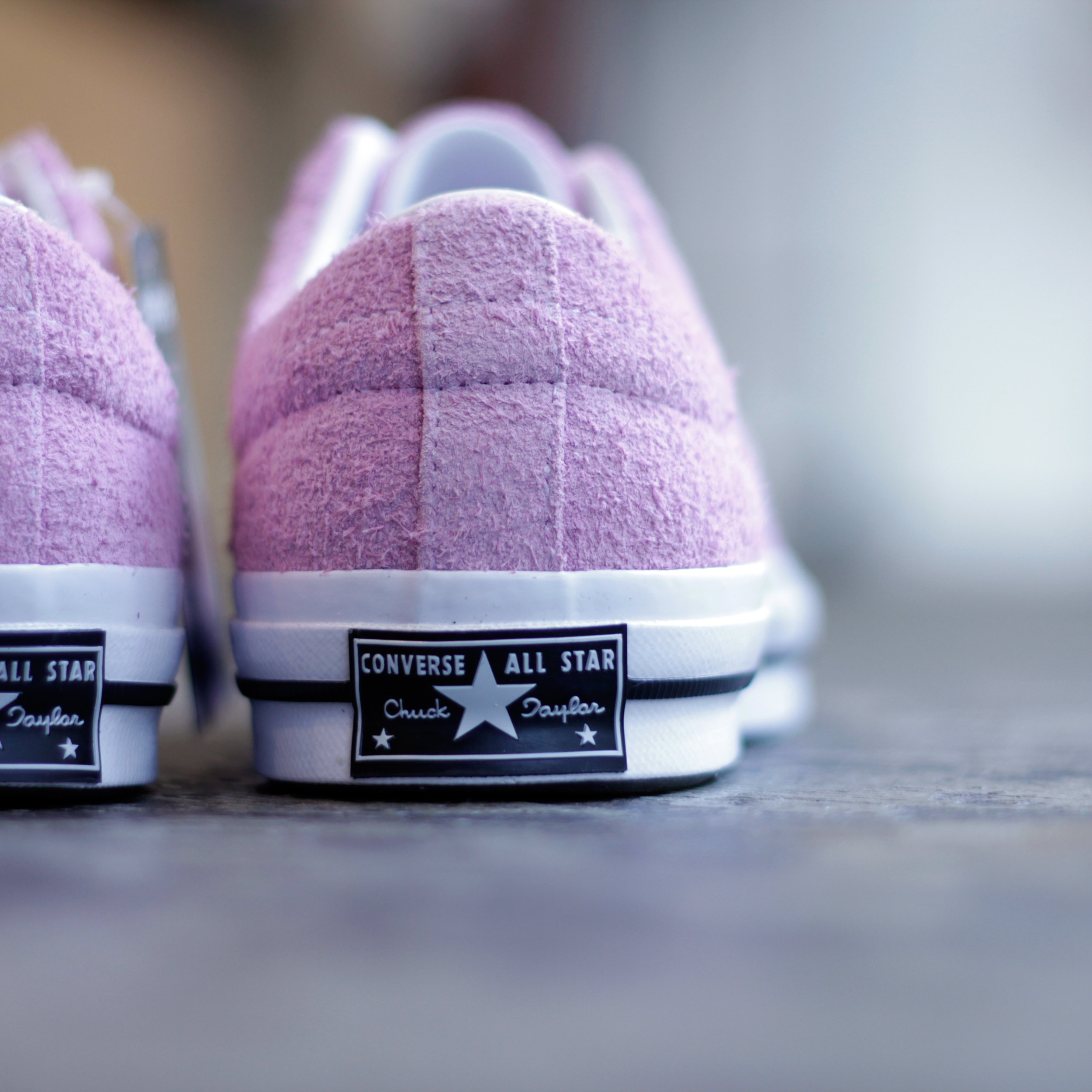 """CONVERSE / ONE STAR OX SUEDE """"LIGHT"""