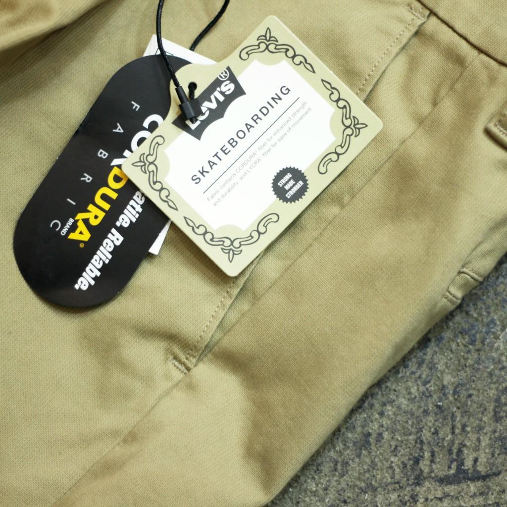LEVI'S SKATEBOARDING Pleated Trouser