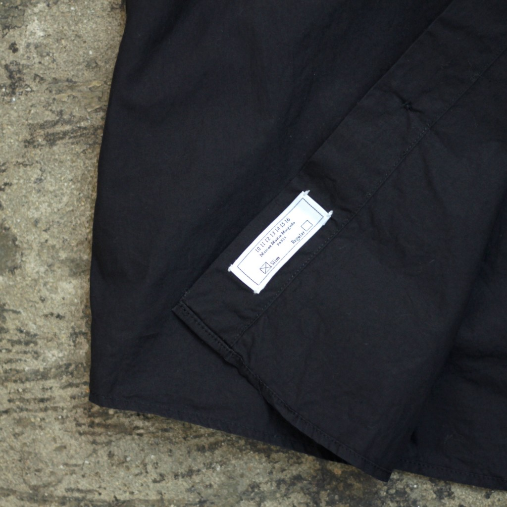 Maison Martin Margiela cotton shirt