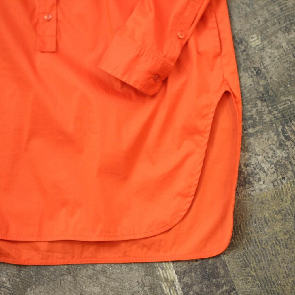 Max Mara No-Collar Long Shirt