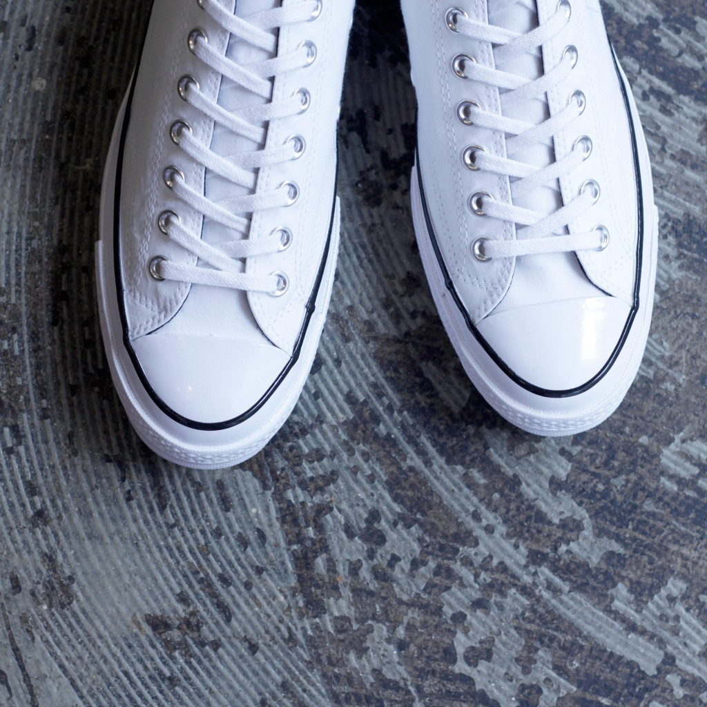 "CONVERSE × fragment design CHUCK TAYLOR ALL STAR 70 ""TUXEDO"""
